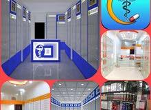 للبيع مخزن أدوية مرخص 206م شرق الإسكندرية
