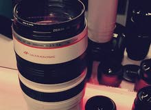 عدسة كانون   ZOOM LENS EF  28_300mm