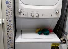 an american washer/dyer combo