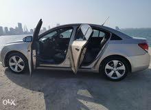 Chevrolet Cruze 2012 model