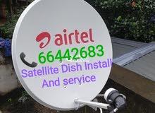Satellite Dish Installation And Shifting