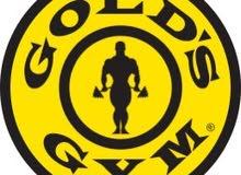 gold's gym alwehda mall