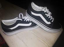حذاء vans