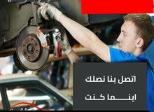 كراج متنقل لجميع انواع السيارات جميع مناطق الكويت 24