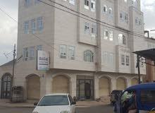 في حي النهضه عماره 5دور ركنيه 8شقق 5فتحات تجاريه.عرض السعر لفتره محدوده