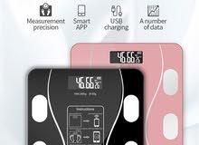جهاز مقياس الوزن الذكي Smart weight scale