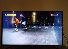 شاشة مستعملة تليفزيون سامسونج سمارت 40 بوصة إل إي دي Full HD مزودة بمدخلين HDMI و مدخل فلاشة