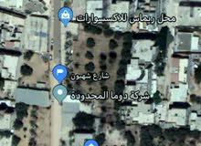 مبني للإيجار من 3 طوابق وبادروم  به محل وشقه دور تاني وشقه دور التالث
