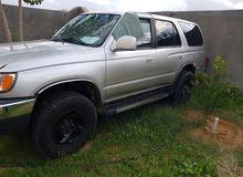 For sale 2002 Silver 4Runner