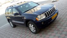 For sale 2007 Blue Grand Cherokee