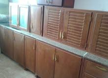 مطبخ مستعمل 3متر ب700 ريال مع التوصيل والتر