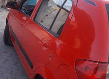 Automatic Red Hyundai 2009 for sale