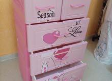 خزانة أطال جديدة بنات