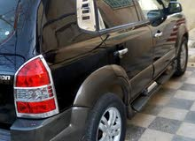 Gasoline Fuel/Power   Hyundai Tucson 2006