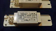 ترنسات اصلية اليكترونى 40 وات  ماركة TAMLITE  صناعة انجليزية اصلية  جديدة ووا