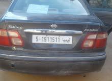 Nissan Sunny 2001 For sale - Black color