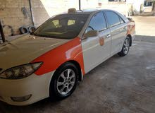 Used condition Toyota Camry 2005 with +200,000 km mileage