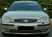 Spare parts Ford Modeo 2007