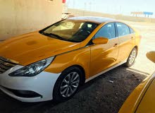 Yellow Hyundai Sonata 2011 for sale