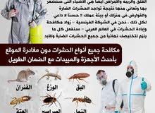 الفرنسيه للمكافحة الحشرات