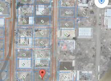 للبيع ارض صناعي  صناعية الرسيل 1000 متر كورنر مفتوحه من جهتين