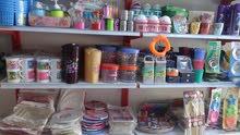 بيع محل مع كافة محتويات في بغداد  للايجار