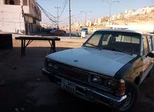 Manual White Nissan 1985 for sale