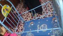 سرير وحجلة مال اطفال للبيع
