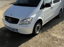 Mercedes Benz Vito car is available for sale, the car is in Used condition