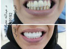 طبيب أسنان خبره 10 سنوات في مجال التجميل
