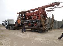 صوندا اللحفر ابار المياء  قياس 91 البيع تحفر حتا 800 متر
