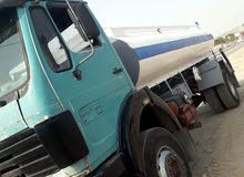 مرسيدس البي 8  كير عادي موديل 1974 رقم بغداد محرك بي بخار