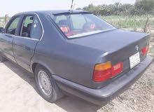 BMW 525 1991 For sale - Black color