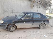 هونداي فيرنا اتش باك 2002 محرك يبي خدمه