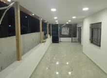 شقة للبيع التامنة طابق ارضي 140 م تراس مع كرميد 45 م كراج سياره