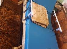 سرير طبي مانويل بالمرتبة الهوائية للجادين فقط