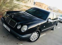 1999 Mercedes-Benz E240 Elegance Sedan,,Full Option No.1,Gulf Spec