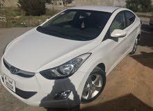 سيارة هنداي النترا 2012 الدار