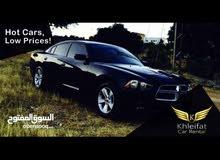 Amman - 2012 Dodge for rent