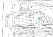 أرض ناصية ترخيص اداري في مساكن شيراتون 660 متر للبيع تطل على الاتوستراد