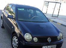 Volkswagen Polo 2002 for sale in Irbid