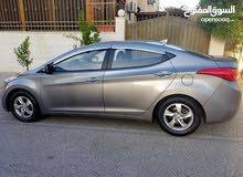 Hyundai Avante car for sale 2012 in Aqaba city