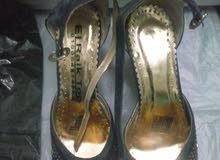 حذاء سواريه للسهره والافراح  اقل من نصف الثمن