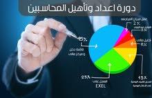 دورة لتأهيل المحاسبين لسوق العمل / اكاديمية بيت الشرق