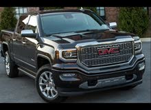 Automatic Black GMC 2017 for sale