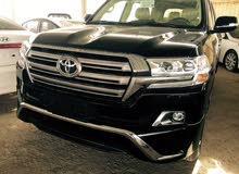 Land Cruiser 2017 - New Automatic transmission