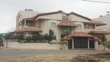 فيلا للبيع في اجمل وارقى مناطق عمان_ الاردن