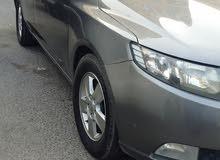 Kia Cerato 2012 For sale - Grey color