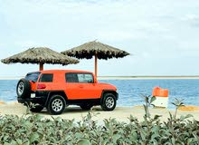 For sale 2013 Orange FJ Cruiser