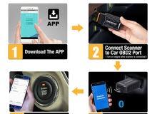 اجهزة كشف اعطال السيارات OBD2  بلاتوت